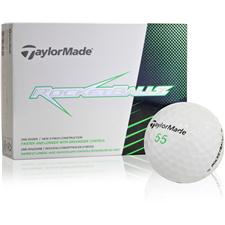 Taylor Made RocketBallz Personalized Golf Balls