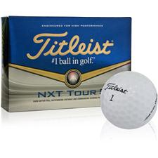 Titleist Custom Logo NXT Tour S Golf Balls