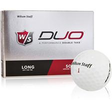 Wilson Staff Prior Model Duo Golf Balls