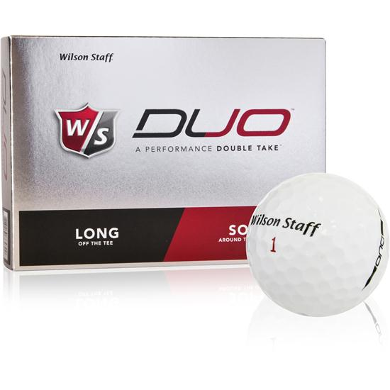 Wilson Staff Duo Prior Generation Golf Balls