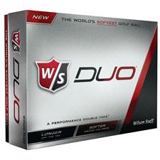 Wilson Staff Duo Golf Balls - 2015 Model