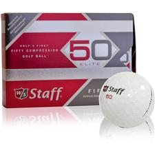 Wilson Staff Prior Model Fifty Elite Golf Balls