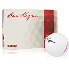 Ben Hogan Medallion Photo Golf Balls