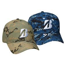 Bridgestone Men's Digital Camouflage Hat - 2015 Model