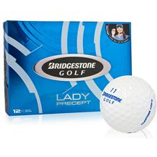 Bridgestone Custom Logo Lady Precept Golf Balls