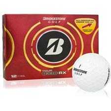 Bridgestone Tour B330-RX Logo Golf Balls - 2013 Model