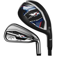 Callaway Golf XR Iron/Hybrid Graphite Combo Set