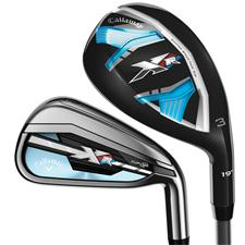 Callaway Golf XR Iron/Hybrid Graphite Combo Set for Women
