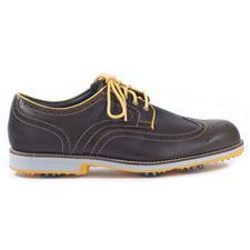 FootJoy Men's FJ City Wingtip Golf Shoe Manufacturer Closeout
