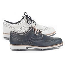 FootJoy Men's FJ City Wingtip Manufacturer Closeout Golf Shoes