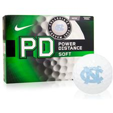 Nike Power Distance Soft Collegiate Golf Balls