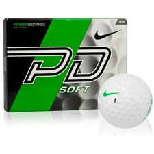 Nike Power Distance Soft Personalized Golf Balls