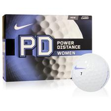 Nike Power Distance Women Golf Balls Manf. Closeouts