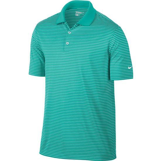 Nike men 39 s victory stripe fashion polo for Custom nike golf shirts