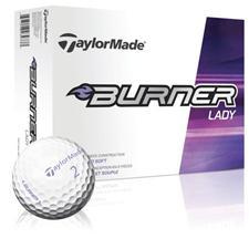 Taylor Made Burner Golf Balls for Women