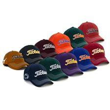 Titleist Men's Collegiate Fitted Hats - 2015 Model