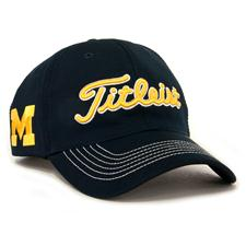 Titleist Michigan Wolverines Collegiate Fitted Hats - 2015 Model