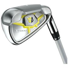 Wilson Staff D200 Graphite Iron Set for Women