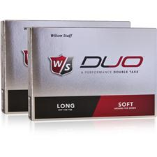 Wilson Staff Prior Model Duo Double Dozen Golf Balls