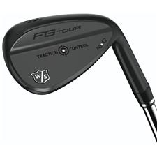 Wilson Staff FG Tour Traction Control Black Wedge - 2015 Model