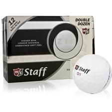 Wilson Staff Prior Model ZIP Golf Balls - 2 Dozen Pack