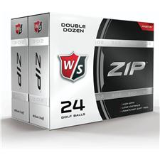Wilson Staff ZIP Double Dozen Golf Balls - 2015 Model