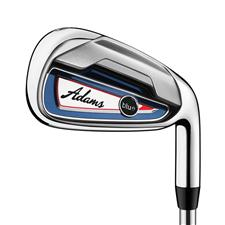 Adams Golf Blue Steel Iron Set