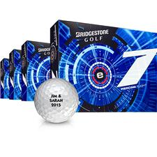 Bridgestone e7 Golf Balls - Buy 3 DZ Get 1 DZ Free