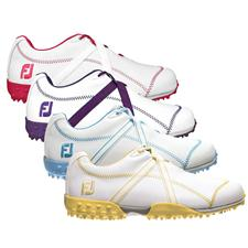FootJoy Wide M: Project Spikeless Leather Golf Shoe for Women