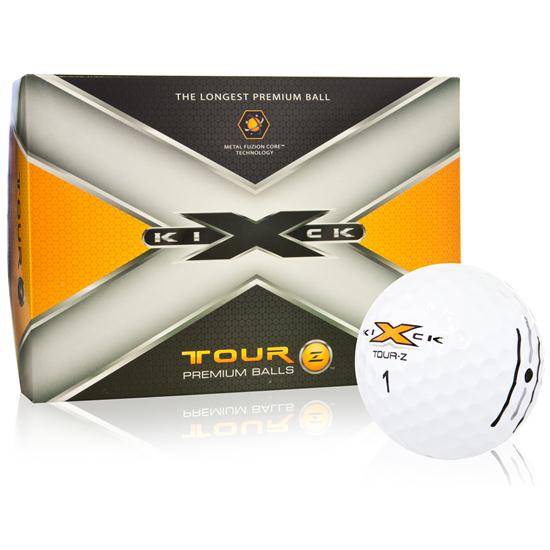 Kick X Tour Z Premium ID-Align Golf Balls