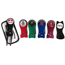 Logo Golf Custom Logo Sheath Folding Divot Tool