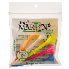 Martini Step Up Tees - 3 1/4 Inch