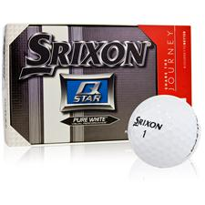 Srixon Q Star Golf Balls with Bonus Sleeve