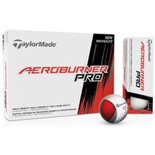 Taylor Made Aeroburner Pro ID-Align Golf Balls