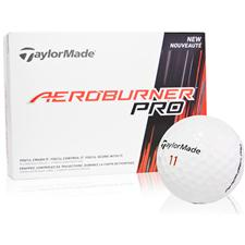 Taylor Made Custom Logo Aeroburner Pro Golf Balls