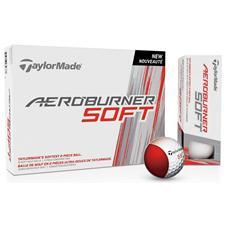 Taylor Made Aeroburner Soft Golf Balls - 2015 Model