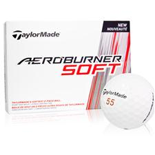 Taylor Made Custom Logo Aeroburner Soft Golf Balls