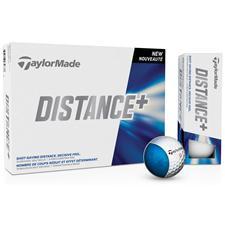 Taylor Made Distance+ Golf Balls - 2015 Model