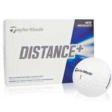 Taylor Made Distance+ Golf Balls - 2015 Model