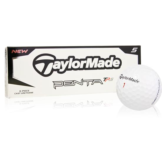 Taylor Made Penta TP 5 Golf Balls