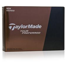 Taylor Made Custom Logo Tour Preferred Golf Balls