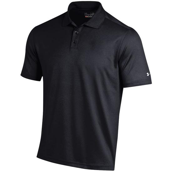 under armour men 39 s performance custom logo polo black