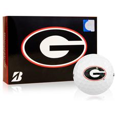 Bridgestone Georgia Bulldogs e6 Collegiate Golf Balls - 2015 Model