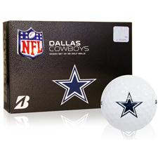 Bridgestone Dallas Cowboys e6 NFL Golf Balls