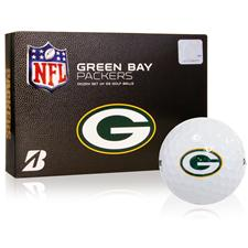 Bridgestone Green Bay Packers e6 NFL Golf Balls