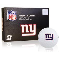 Bridgestone New York Giants e6 NFL Golf Balls