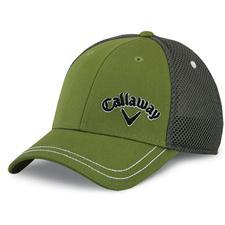 Callaway Golf Men's Twill Mesh Golf Hat