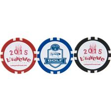 Logo Custom Logo Poker Chip Ball Marker
