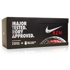 Nike 2 Dozen RZN Black Golf Balls w/ Rory Headcover