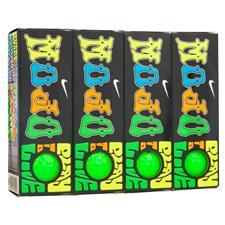 Nike Mojo Lucky #7 Green Golf Balls